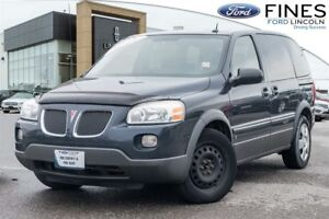 2009 Pontiac Montana SV6 YOU CERTIFY & YOU SAVE!