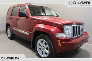2011 Jeep Liberty Limited 4D Utility 4WD