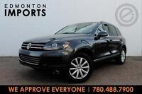 2011 Volkswagen TOUAREG COMFORTLINE  EXEC AWD | NAV | ONLY 42 KM