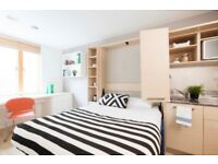 *** SHORT TERM STUDENT LET STUDIOS AVAILABLE TO RENT IN LONDON, EC1N - KIRBY STREET ***