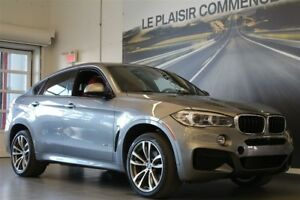 2015 BMW X6 xDrive35i GROUPE M SPORT, GROUPE DE LUXE