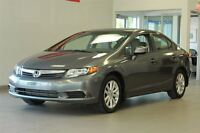 2012 Honda Civic EX TOIT OUVRANT BLUETOOTH