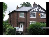 3 bedroom house in Crossley Road, Manchester, M19 (3 bed)
