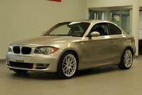 2009 BMW 1 Series 128i COUPE CUIR TOIT MAGS