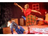 Commotion Dance: Where Is Christmas? - Dance Woking