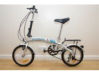 Mens/ Womens (Unisex) Proteam folding bike 6 Gears In Really Lovely condition