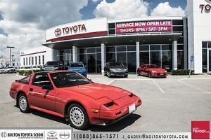 1986 Nissan 300ZX 2Dr Coupe Turbo Weekend Pecial Price