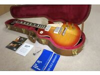 Immaculate 2014 Gibson Les Paul Traditional - Heritage Cherry Sunburst.