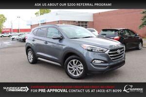 2017 Hyundai Tucson SE 2.0, LEATHER, BACKUP CAM, HEATED SEATS