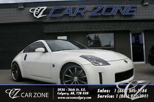 2008 Nissan 350Z Grand Touring Coupe, Low KMs