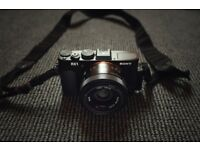 SONY RX1 FULL FRAME CAMERA + EXTRA!!