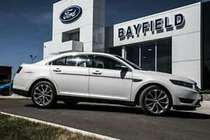 2015 Ford Taurus Limited At Bayfield Ford Lincoln In Barrie
