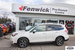 2015 Subaru Forester 2.0XT Touring - One Owner