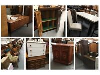 ** FURNITURE & SOFA'S FOR SALE ** VINTAGE FURNITURE ** BEDROOM FURNITURE & MORE **