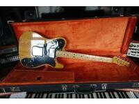 Fender Telecaster Custom 1978