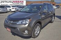 2013 Toyota RAV4 XLE With MOONROOF | BLUETOOTH