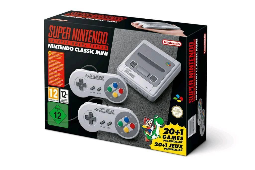 SNES Classic Mini Nintendo