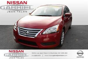 2014 Nissan Sentra S one owner 8 tires, only 36000