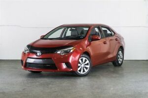 2016 Toyota Corolla LE Finance for $59 Weekly OAC