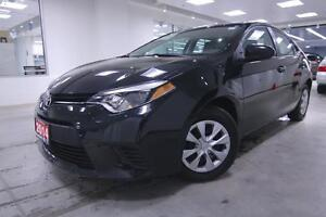 2014 Toyota Corolla CE, PWR GROUP, LOW KMS, NO ACCIDENTS, ONE OW