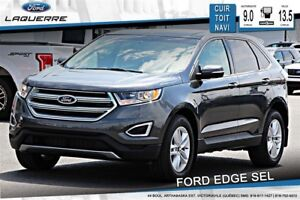 2017 Ford Edge SEL*SEULEMENT 118$/SEMAINE*