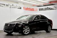 2014 Cadillac ATS 2.0L Turbo AWD
