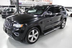 2014 Jeep Grand Cherokee OVERLAND   AIR SUSPENSION   20 INCH WHE