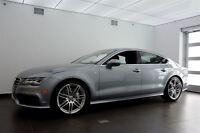 2013 Audi A7 3.0T Premium (Tiptronic) PREMIUM + S-LINE !
