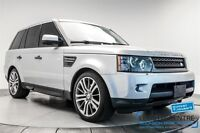 2010 Land Rover Range Rover Sport BLUETOOTH, NAVI, TOIT OUVRANT