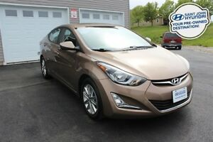 2015 Hyundai Elantra SE! SUNROOF! HEATED SEATS! LOW KMS!