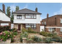 *RECENTLY REFURBISHED, OFF STREET PARKING* Four Double Bed Detached House in W5 Hanger Lane Zone 3