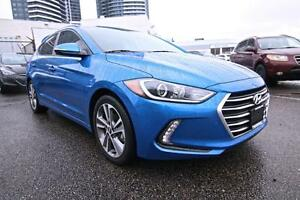 2017 Hyundai Elantra GLS, Backup Camera, Blind Spot Detection, S