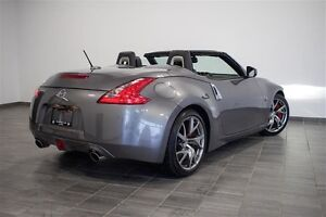 2014 Nissan 370Z ROADSTER Black Top at Low Mileage | Touring | * London Ontario image 3