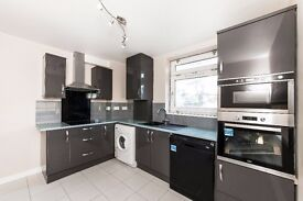 Set in a purpose built development this newly refurbished three bedroom apartment