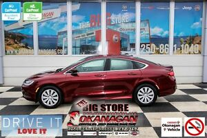 2015 Chrysler 200 LX, No-Accidents, Not Smoked In, One Owner, MI