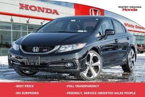 2015 Honda Civic Si   Manual