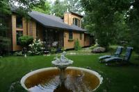 Year Round, Lakefront Cottage / Retirement Home For Sale