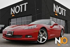 2006 Chevrolet Corvette BOSE Sound, Heated Leather, LS2 V8, 400H