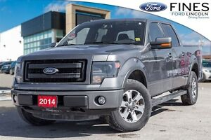 2014 Ford F-150 FX4 - LEATHER NAVIGATION MOONROOF