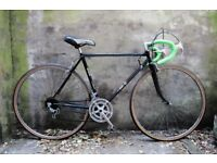 SUN GT10 BY RALEIGH. 20 inch, 52.5 cm small size.Vintage racer racing road bike, 10 speed