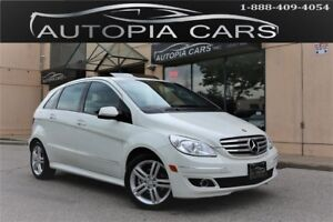 2008 Mercedes-Benz B-Class PANORAMIC SUNROOF/ ALLOY/CERTIFIED