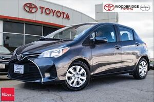 2015 Toyota Yaris LE WITH CONVENIENCE PACKAGE