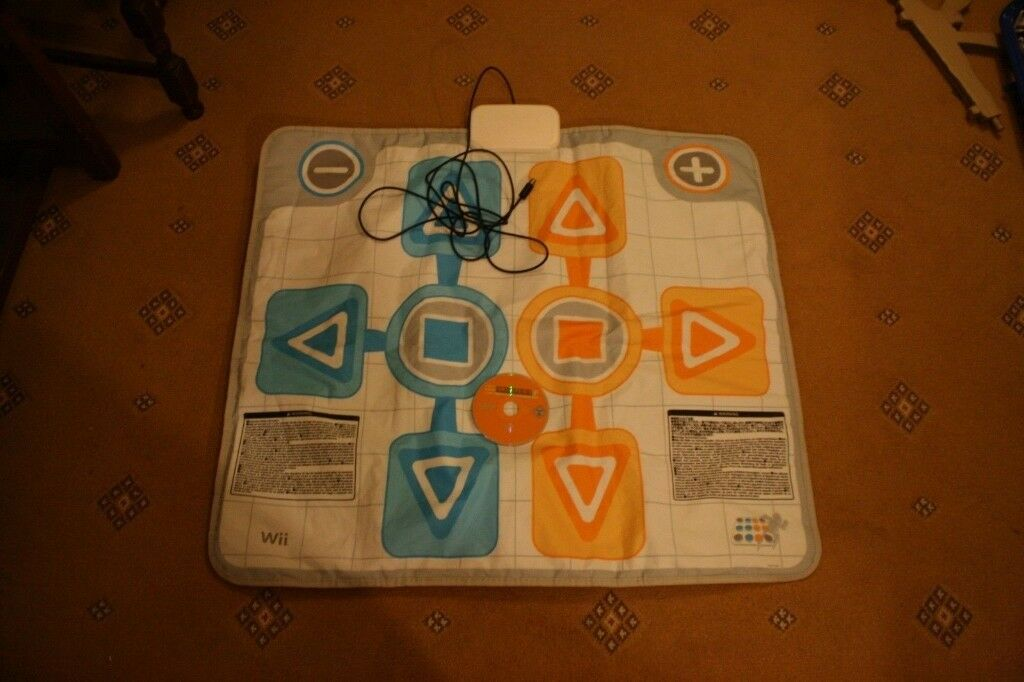 Nintendo WII exercise activity mat sorry no original box only used once