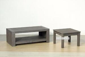ifurniture Warehouse Sale -- Acacia Solid Wood Coffee Table and End Table starts from $169