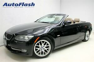 2011 BMW 328 i * Convertible Toit-Dur/Hard Top * Extra Clean!