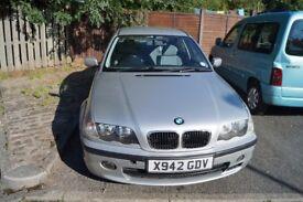 BMW 318i 3 series e46 2000 Saloon