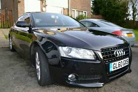 AUDI A5 2.0TDI 143BHP Sportback Cheap Insurance *FSH*