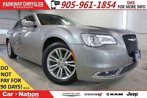 2016 Chrysler 300 TOURING LIMITED| NAV| LEATHER| SUNROOF| REAR C