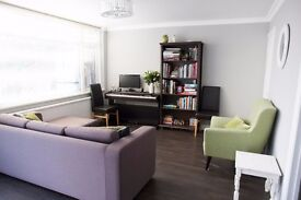 Split Level maisonette with large private terrace in Shoutfields, London