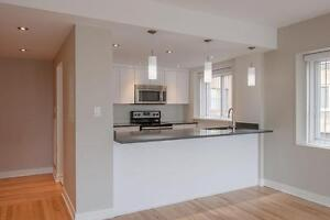 NEW Kitchen- 2 RENOVATED Baths- McGill / Concordia -1 MONTH FREE
